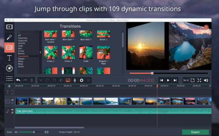 activation key for movavi video editor 16